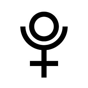simbolo pluton